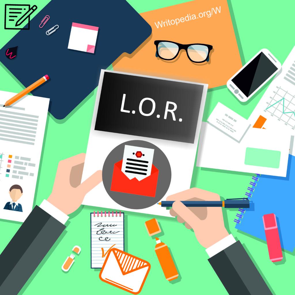 SOP & LOR writing